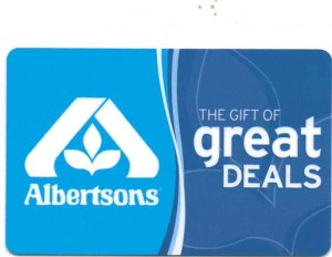 Sell Gift Cards Tempe - Albertsons