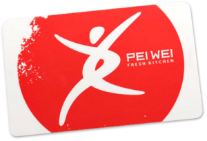 Sell Gift Cards Tempe - Pei Wei